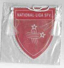 THE NATIONAL FOOTBALL LEAGUE SWITZERLAND OFFICIAL SMALL PENNANT SEALED OLD