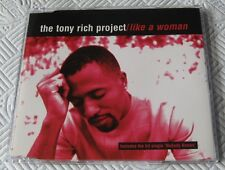 The Tony Rich Project - Like A Woman / Nobody Knows - Scarce Mint 1996 Cd Single