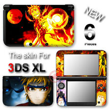 Naruto 2016 Amazing Vinyl Skin Sticker Cover Decal for Original Nintendo 3DS XL