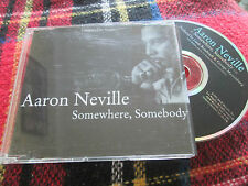 Aaron Neville ‎– Somewhere, Somebody  A&M Records ‎– AMCD 798 UK CD Single
