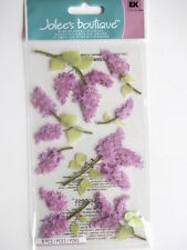 JOLEE'S BOUTIQUE STICKERS - LOVELY LILACS