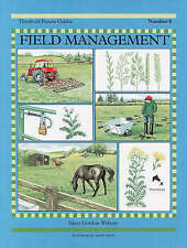 Field Management (Threshold Picture Guide),GOOD Book