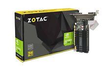 ZOTAC GeForce GT 710 DirectX 12 2GB 64-Bit DDR3 Graphic Card - ZT-71302-20L