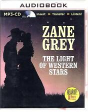 The Light of Western Stars by Zane Grey & Jim Roberts Unabridged MP3 Audio Book