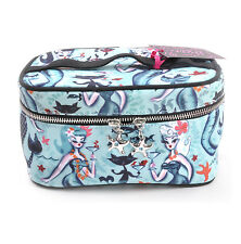 Martini Mermaid Cocktails Vanity Train Case By Fluff