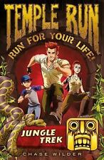 Temple Run Book One Run for Your Life: Jungle Trek Temple Run: Run for Your Lif