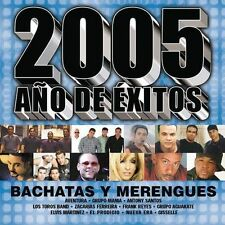 Zz/Various Artists - 2005 Ano De Exitos Bachatas Y (2004) - Used - Compact