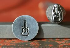 SUPPLY GUY 7mm Guitar Metal Punch Design Stamp SGK-14, Made in the USA