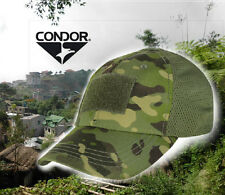 Condor Multicam Tropic Mesh Tactical Operators Cap Hat Lush OD Jungle Green