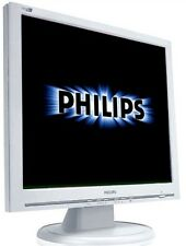 "Philips 190S 19"" 1280 x 1024  250 cd/m² 8ms VGA DVI Grau TCO03"