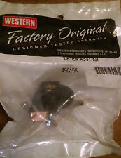 NEW WESTERN SNOW PLOW  conventional cable platen assembly kit 49015K