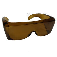 NoIR U711 UV Shield Sunglasses - 10% Medium Amber - Style: Universal Fitover