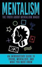 Hypnosis, Telepathy, Mind Control, Mentalism Book: Mentalism: the Truth about...