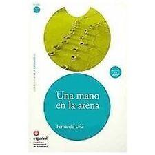 Leer en Español 1 Ser.: Una Mano en la Arena (Ed10 +Cd) by Fernando Uría...