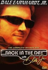 Back in the Day with Dale Earnhardt Jr: 13 Episodes  Season 1 NEW 2 DVD, NASCAR