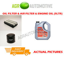 DIESEL OIL AIR FILTER KIT + FS 5W40 OIL FOR TOYOTA CARINA E 2.0 73 BHP 1992-97