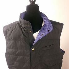 Massimo Dutti Reversible Vest Size XL New with tags