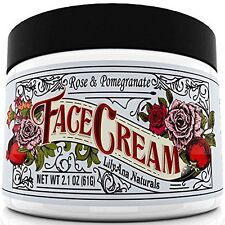 Rose & Pomegranate Face Cream - Reduces Sagging, Fine Lines & Wrinkles, 61G