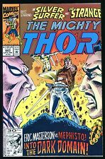 The Mighty Thor #443 Eric Masterson vs Mephisto Into the Dark Domain (1992)