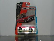 1959 Chevy Wagon Matchbox 1:64 Scale Diecast Car *UNOPENED, PACKAGING ERROR*