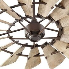 "Quorum Windmill INDOOR Ceiling Fan 60""; IN STOCK READY TO SHIP!!!"