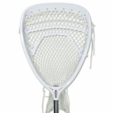 Warrior Zoo Goalie Lacrosse Strung Head White