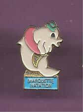 Pin's pin DAUPHIN DOLPHIN MARQUETTE NATATION