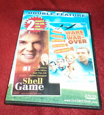 Shell Game/Wake Me When the War is Over RARE DVD Eva Gabor, John Davidson