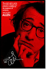 WOODY ALLEN ART PHOTO PRINT POSTER GIFT