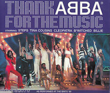 THANK ABBA FOR THE MUSIC Performed By The Brits CD single