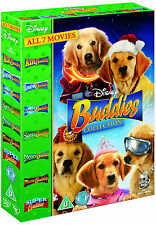 DISNEY BUDDIES COLLECTION - Complete 1-7 Movies Super Boxset (NEW DVD)
