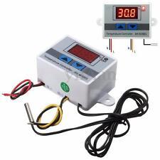 -50~110°C 220V LCD Digital Thermostat Température Contrôleur Régulateur + Sonde
