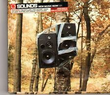 (GC180) Q Sounds, New Music Now 01 - 2003 Sealed CD