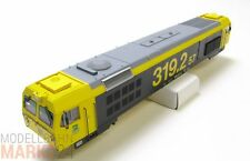 Reemplazo de carcasa completamente, por ejemplo, para roco renfe diesellok 319.257.2 pista h0-nuevo