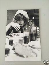 GISÈLE HAUCHECORNE - PHOTO DE PRESSE  18x12 cm