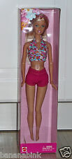 NEW Barbie Beach Fun Doll 2002 B4147