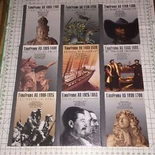 Time Frame Series by Time-Life Series, Collection of 17 Volumes [Hardcover]