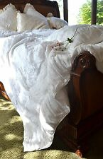 Soft Surroundings Sonora Cotton Comforter White Queen