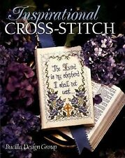 NEW - Inspirational Cross-Stitch by Bucilla Design Group