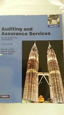 Auditing and Assurance Services : An Integrated Approach by Randal J. Elder