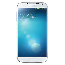"Samsung Galaxy S4 5"" White Smartphone works with Boost Mobile – New"