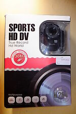 Full HD 1080P Helmet Camera Waterproof 30M Sport Outdoor Action Mini DV