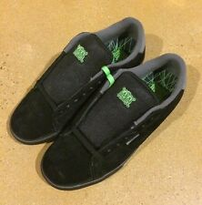Lakai Howard Select Size 12 Black Suede BMX DC SB Skate Shoes Deadstock