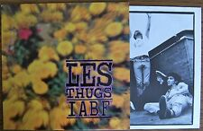 LES THUGS International Anti-Boredom Front I.A.B.F. LP Decoy DYL23