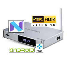 HiMedia Q5 Pro Android 7 'Nougat' Ultra-HD 4K60 HDR Android Kodi Media Box