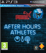 After Hours Athletes (Playstation Move) PS3 Playstation 3 IT IMPORT