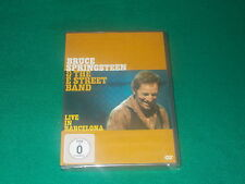 Live In Barcelona (2 Dvd)  Bruce Springsteen e E Street Band
