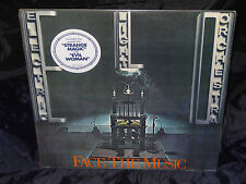 Electric Light Orchestra Face the Music SEALED US 1ST PRESS LP W/ HYPE STICKER