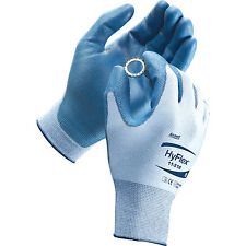 Ansell Hyflex 11-518 Gloves - Size 8 [Per Pair]  Cut Resistant Light Weight NEW