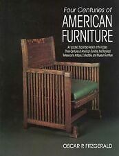 Four Centuries of American Antique Furniture / In-Depth Illustrated Book